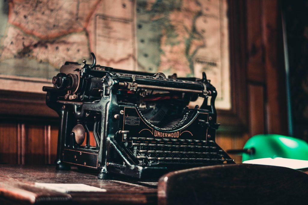 tekstų rašymas